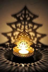 brassline shadow gautam buddha tea light candle holder for home
