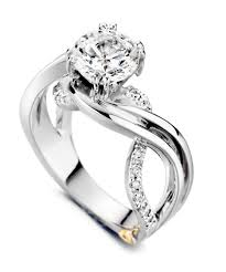 design an engagement ring enchantment contemporary engagement ring schneider design