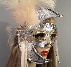 moon mask moon mask renaissance handmade masquerade masks
