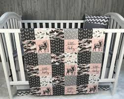 Pink Camo Baby Bedding Crib Set 1747 Best Camo Baby Bedding Nursery Set Blanket Images On