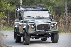 green land rover defender land rover defender