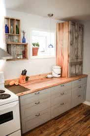 des cuisines en bois comptoir de cuisine espace bois