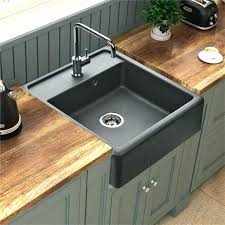 evier cuisine a poser evier de cuisine en granite vier de granit de couleur anthracite