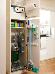 cleaning closet how to organize your cleaning closet better homes gardens