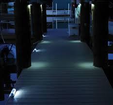 Solar Dock Lighting by Wireless Solar Powered Dock Lights Weeder U0027s Digest