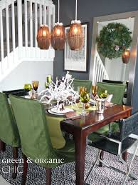 focal point styling christmas tablescape green u0026 organic chic