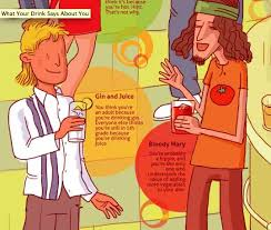 what your drink says about your personality liquid personality decoders what your drink says about you infographic