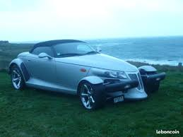 used chrysler prowler your second hand cars ads