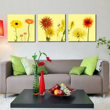 Daisy Room Decor Online Get Cheap Daisy Wall Art Aliexpress Com Alibaba Group