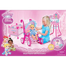 Baby Doll High Chair Set Disney Princess Doll Set Stroller High Chair And Playard Just