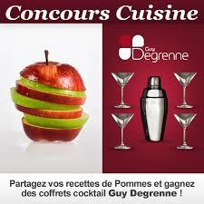 concours de cuisine concours cuisine partagez vos recettes de pommes et gagnez des