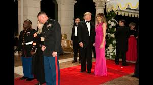 photos president trump first lady attend red cross ball at mar a