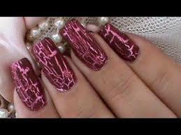 crackle nail polish review black white brown youtube