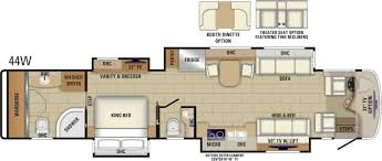 type b motorhome floor plans 2018 insignia luxury class a mortorhome entegra coach