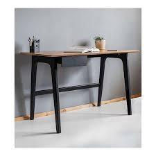Mid Century Desk Mid Century Desk In Black Finddesign