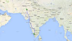 Jaipur India Map by The Rickshaw Run India Here We Come Just Another Backpacker