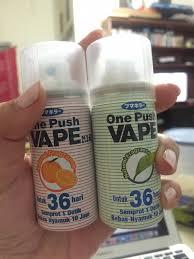 Obat Nyamuk Vape satu masalah selesai kata shasy