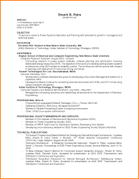 How To Make Resume With No Experience How To Write A Resume For Work 3d Design Job