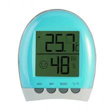 thermometre de chambre thermomètre bébé hygromètre d intérieur de lbs sur allobébé