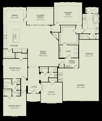 archer 125 drees homes interactive floor plans custom homes
