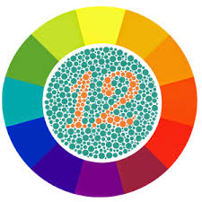 Color Blind Plate Test Color Blindness Test Android Apps On Google Play
