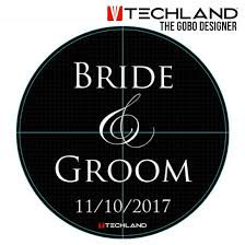 wedding gobo templates about bright bright productions inc