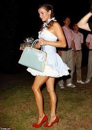 Dorthy Halloween Costume Elisabetta Canalis Enjoys Intimate Display Husband Brian