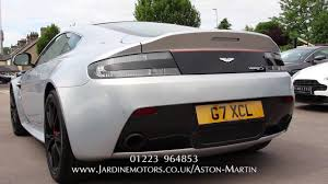 Vantage Design Group Jardine Motors Group Aston Martin V8 Vantage S Blades Edition