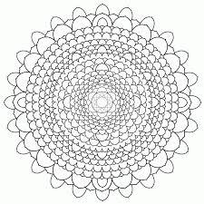 10 pics of complicated mandala coloring pages complex mandala