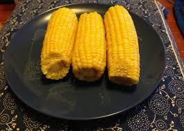 how we eat sweet corn she s poised
