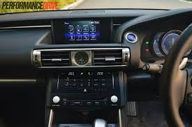 lexus is300h range 2013 lexus is 300h f sport dash