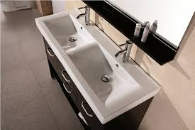 bathroom duravit sinks with white ceramic floor and small glass