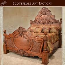 The Best Bedroom Furniture by Best 20 Carved Beds Ideas On Pinterest Dinning Room Furniture