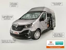 renault van 2017 vw camper renault camper u0026 nissan campers for sale new u0026 used