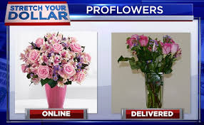 Flowers Delivered With Vase Do Online Flower Orders Really Deliver Abc13 Com