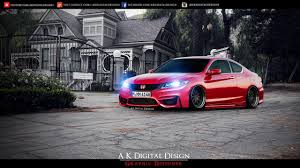 slammed cars wallpaper 2013 honda accord coupe modified slammed wallpaper by