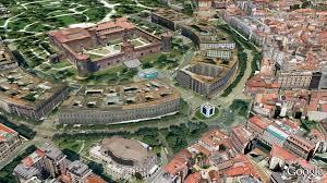 Milano Italy Map by 3d Milan Italy In Google Earth Youtube
