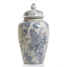 Ginger Jar Vase Imperial Ginger Jar With Lid Blue U0026 White Online Lighting