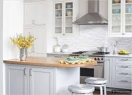 White Glass Backsplash Tile Old  On Kitchen Homeca - White glass backsplash tile