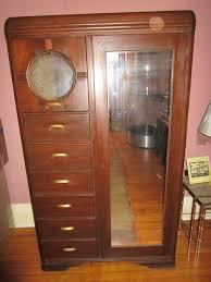 Wood Armoire Wardrobe 93 Best Antique Furniture Armoires Images On Pinterest Antique