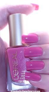 l u0027oreal paris colour riche nail review and swatches