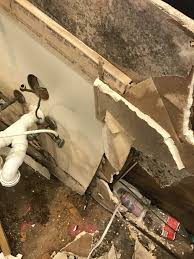Water Damaged Kitchen Cabinets Post Water Damage Remodel Srquality Kitchens And Baths
