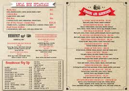 masculine colorful menu design for jamie klemm by tomi u0026edo