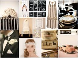 deco wedding the great gatsby deco wedding inspiration chic vintage brides