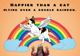 Double Rainbow Meme - party babas may 2014