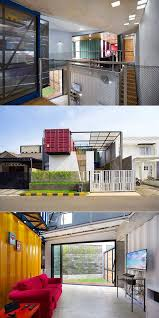 628 best shipping container homes images on pinterest container
