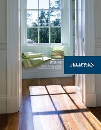 Patio Window by Jeld Wen Siteline Windows And Patio Doors