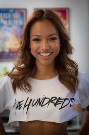 karrueche hair color cut off karrueche the hundreds