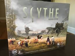 Blind Date Board Game Scythe Review The Most Hyped Board Game Of 2016 Delivers Ars