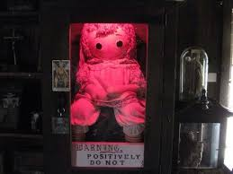annabelle creation the true story of the evil doll